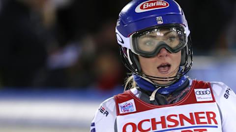 Mikaela Shiffrin claims victory in Levi slalom