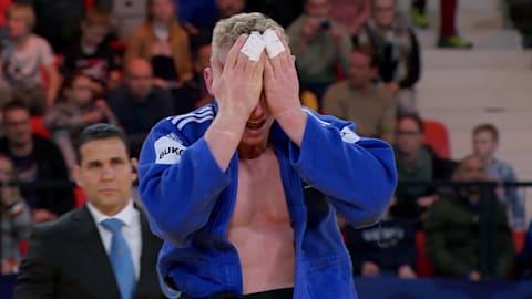 Fortune alterne per i favoriti di casa al Judo Grand Prix in Olanda