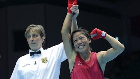 Mary Kom wins historic sixth title at World Boxing Championships