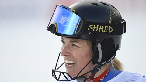 Lara Gut ready to tackle speed season: 'My goal is just to ski fast'