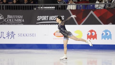 Rika Kihira clinches ISU Grand Prix Final crown