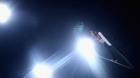 Preview: Japan's Kobayashi favourite to clinch ski jumping classic