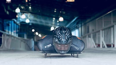 Akwasi Frimpong blog: Life on the professional skeleton tour