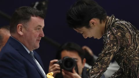 ブライアン・オーサー、羽生結弦の2019世界選手権出場に自信