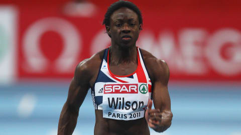 Coming clean: Bernice Wilson on being manipulated into doping