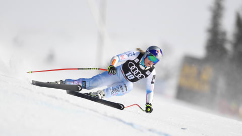 Sporting world pays tribute to retiring Lindsey Vonn