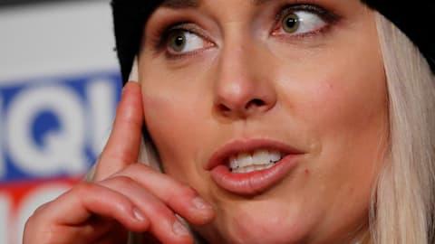 """Lindsey Vonn: """"No me hago a la idea de vivir sin esquiar a alta velocidad."""""""