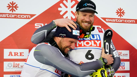 Jansrud denies Svindal perfect career ending