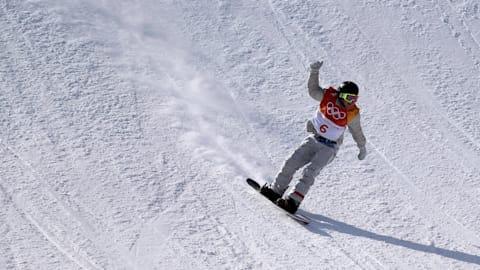 Red Gerard et son tout pour le tout qui lui a valu l'or a PyeongChang