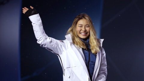 Winter Olympics 2018 success the springboard for Chloe Kim