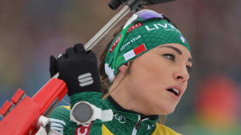 All hail Dorothea Wierer: Italy's Biathlon queen