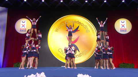 2018 World Cheerleading Championships