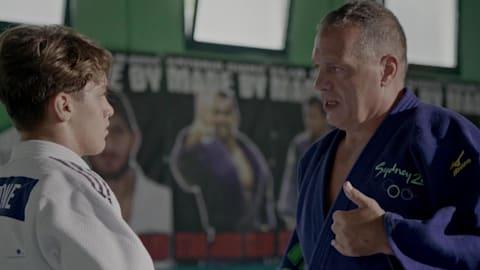 Judo por el mundo - Italia