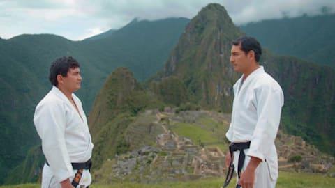 Judo por el mundo - Perú