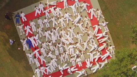 Judo por el mundo - India