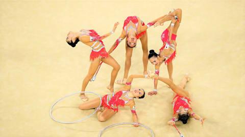 新体操W杯ソフィア大会2日目、日本代表のフェアリージャパンPOLAが団体総合で3位。優勝は開催国ブルガリア