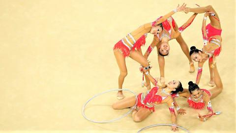 新体操W杯ソフィア大会3日目、日本代表のフェアリージャパンPOLAが銀・銅メダルを獲得