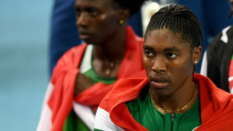 Caster Semenya loses testosterone case against the IAAF in CAS ruling