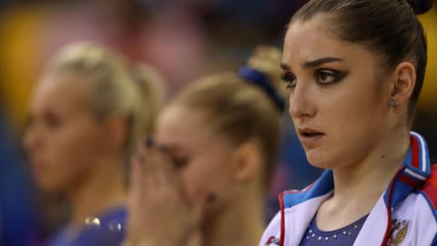 Exclusiva: Aliya Mustafina piensa en el concurso completo de Tokio 2020