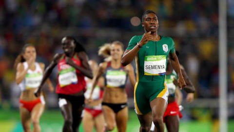 South Africa provisionally select Caster Semenya for 2019 World Athletics Championships