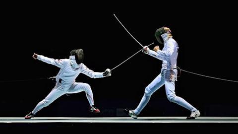 フェンシングアジア選手権2日目:男子サーブル、女子エペともに日本勢はメダル獲得ならず