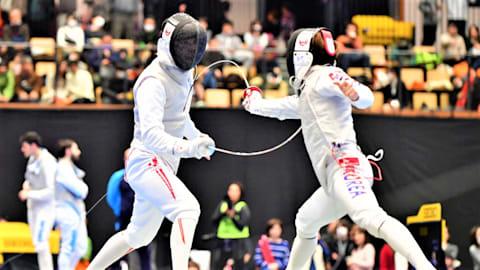 フェンシング・アジア選手権4日目:男子フルーレ団体で、日本が金メダル。女子サーブルは銅メダル