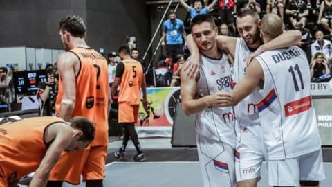Everything you need to know about the FIBA 3x3 Basketball World Cup