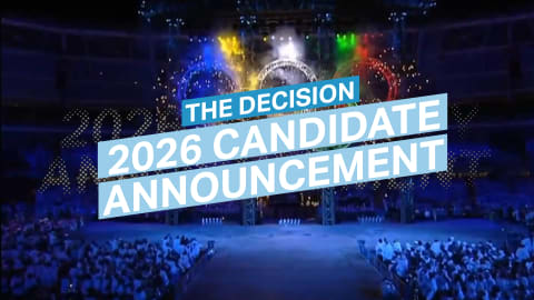 Announcement Show: Candidate City 2026