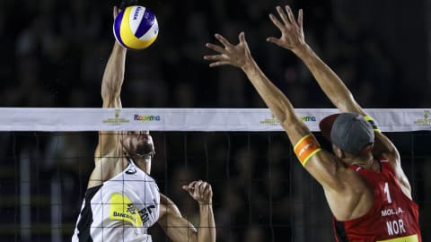 Everything you need to know about the Beach Volleyball World Championships 2019