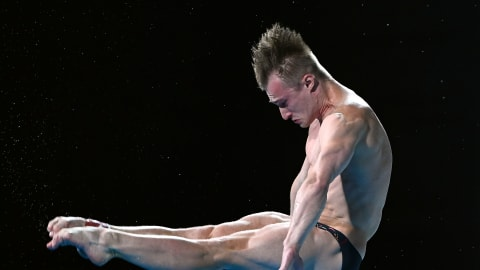 Jack Laugher defies niggling injuries to take diving to another level