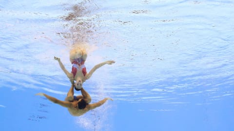 Mixed Duet Free Final | Artistic Swimming- FINA World Championships -Gwangju