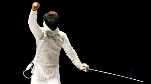 フェンシング世界選手権6日目:男子フルーレの三宅諒が日本勢最高の13位