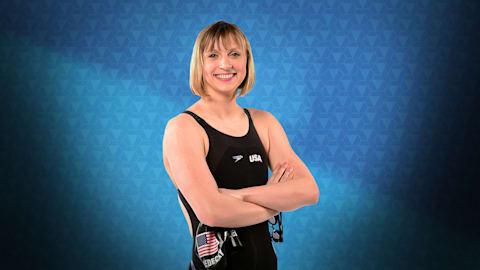 東京2020へ集中し続けるアメリカの競泳スター、ケイティ・レデッキー