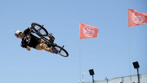 Xゲーム・ミネアポリス大会決勝:BMXフリースタイル・パークの中村輪夢が史上最年少の銀メダル!