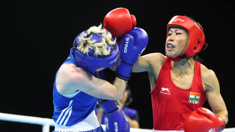 Mary Kom and other Indian boxers expected to shine at the World Championships