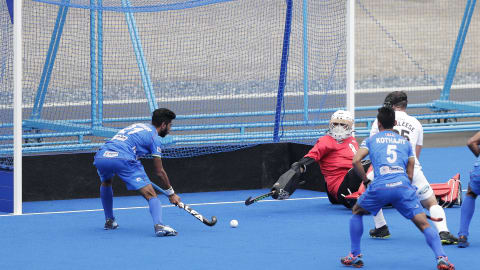 Indian hockey teams clinch Tokyo 2020 Test Event double