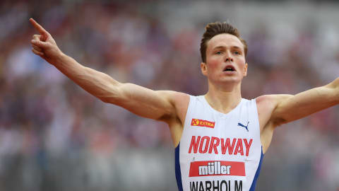 Karsten Warholm reveals success strategy: