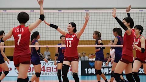 バレーボールアジア女子選手権7日目:若手主体の日本代表が決勝進出!韓国に勝利し、タイとの決勝へ