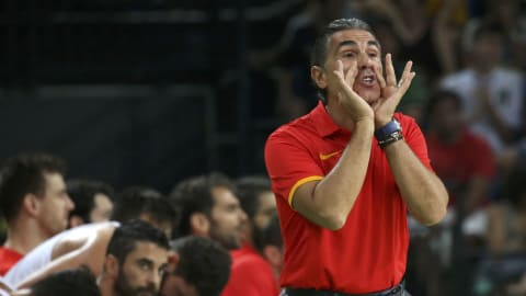 Sergio Scariolo sees Serbia as USA's biggest threat at the FIBA World Cup