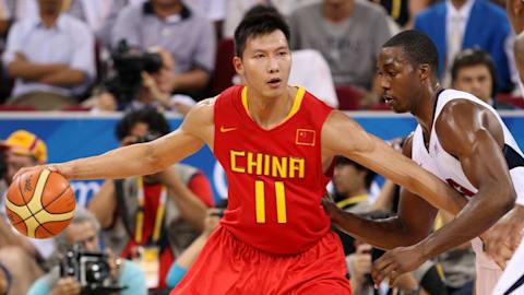 How playing in the NBA changed Yi Jianlian's life