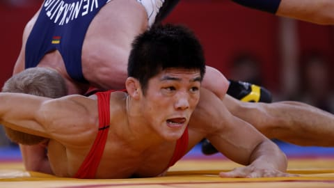 Kim Hyeonwoo: The man who put Korean wrestling back on the map