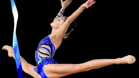 Russa Daria Trubnikova é ouro no All Around nos Jogos Olímpicos da Juventude