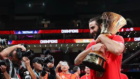 Ricky Rubio inspires Spain to FIBA World Cup glory