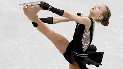 Trusova and Chen star as Europe win Japan Open