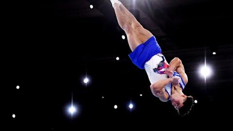 Russia wins first men's World team title