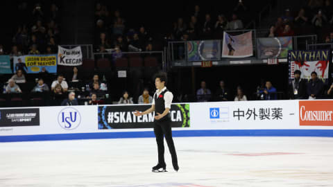 Nathan Chen rockets into lead at 2019 Skate America in Las Vegas setting course for threepeat