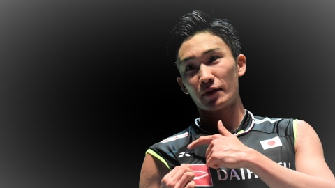 Kento Momota: Why I am my own biggest rival