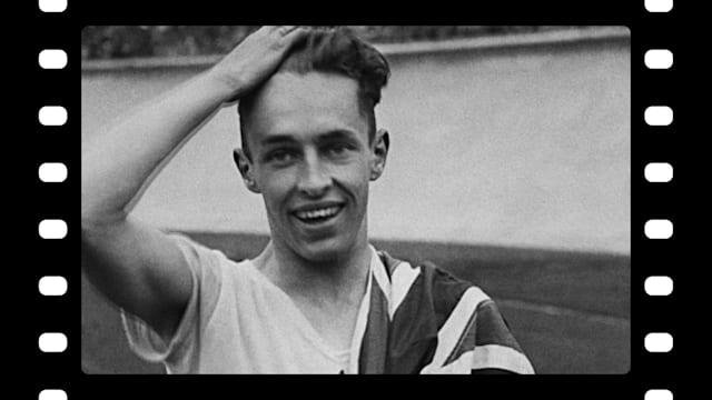 LOOK INSIDE... Amsterdam 1928 Olympics Official Film