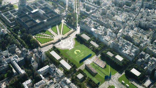 पेरिस 2024 जलवायु-पॉजिटिव ओलंपिक और पैरालंपिक खेलों का मंचन करता है