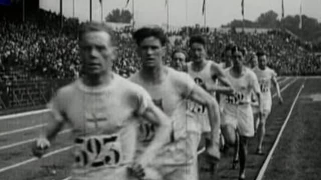 Paavo Nurmi's Golden Olympic History